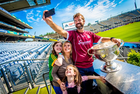 Croke Park Stadium Tour - Ericsson Skyline Tour and GAA Museum
