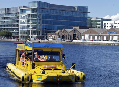 Places to see in Dublin