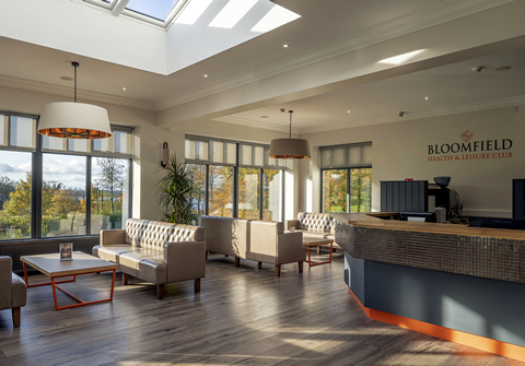 Bloomfield House Hotel Leisure Club and Spa