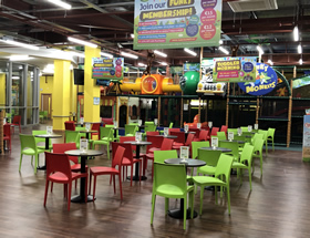 Amusement Centre at Funky Monkeys