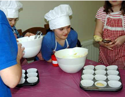Childrens Baking Party