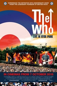 The Who in Hyde Park