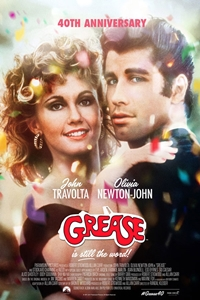 Grease 40th Anniversary (1978) presented by TCM